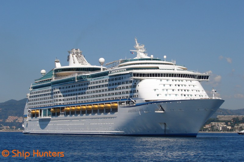 Adventure Of The Seas Cruise Ship Photos