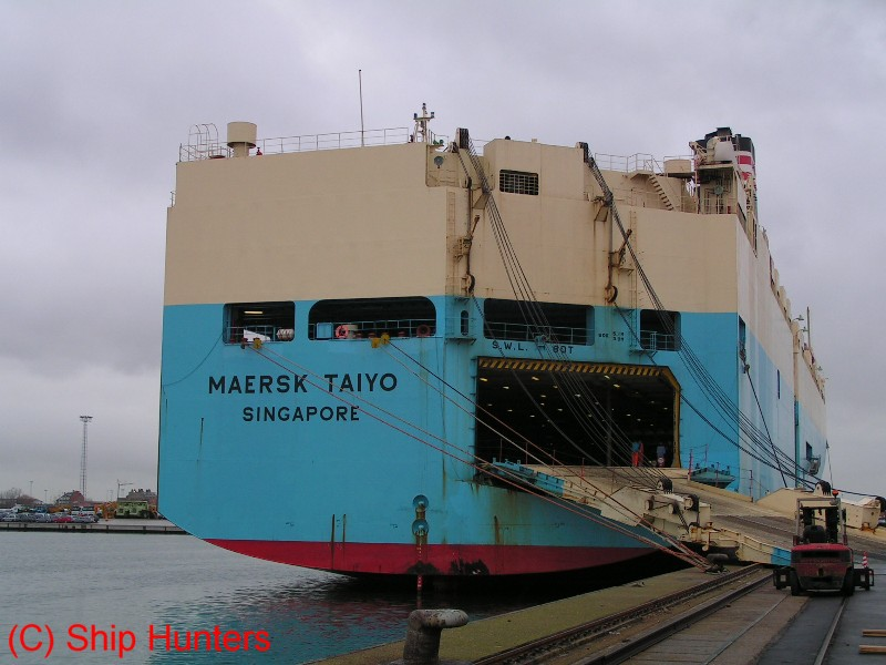 Maersk Taiyo