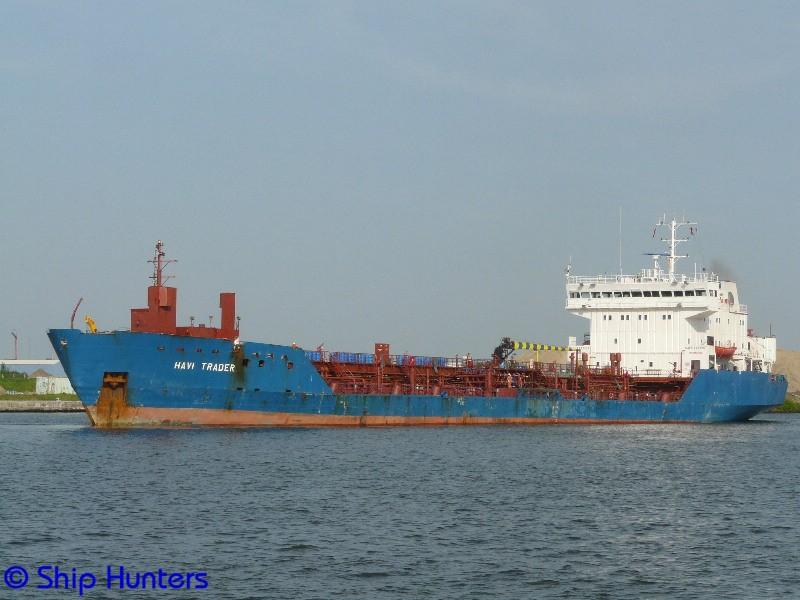 Star Trader Vessel